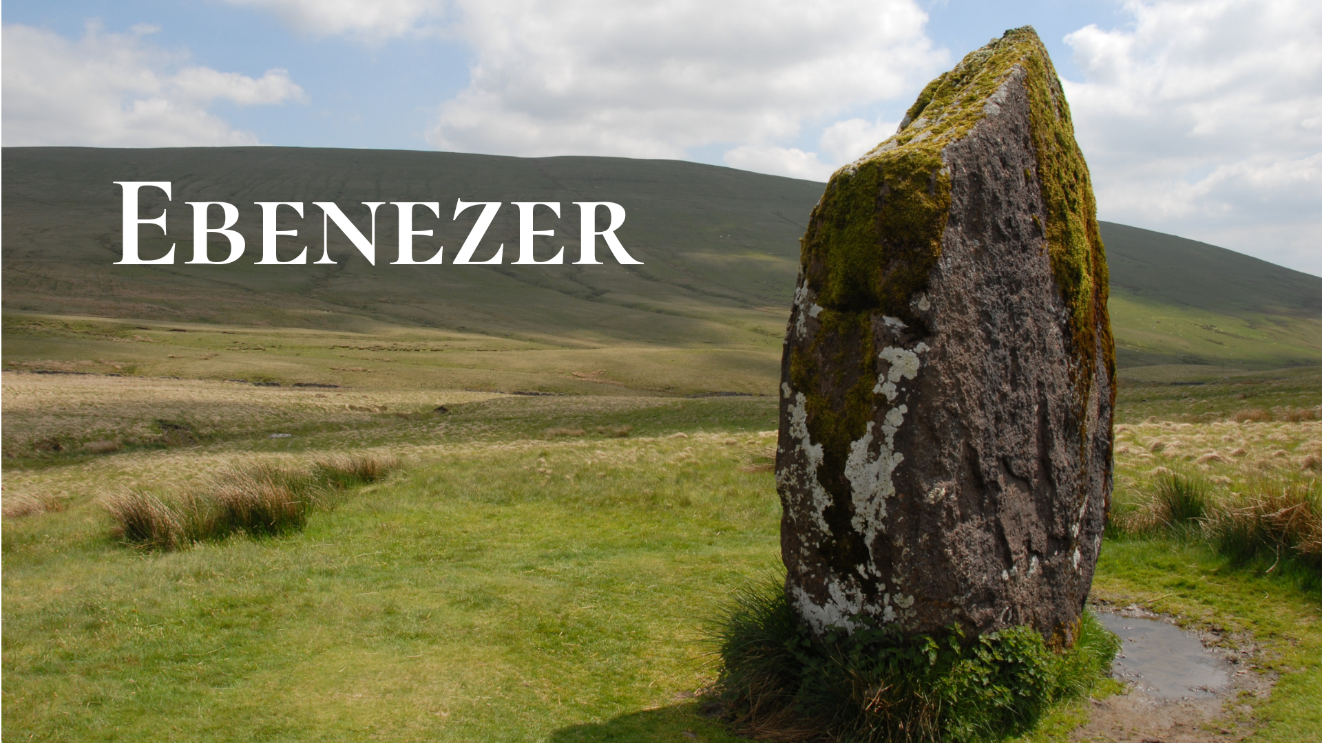 Stone of Help: The Story of the Ebenezer